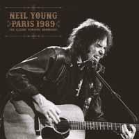 Paris 1989 - Neil Young - Musik - PARACHUTE - 0803343224733 - 21/8-2020