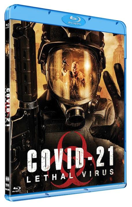 Covid-21 -  - Film -  - 5705535065733 - 1/3-2021
