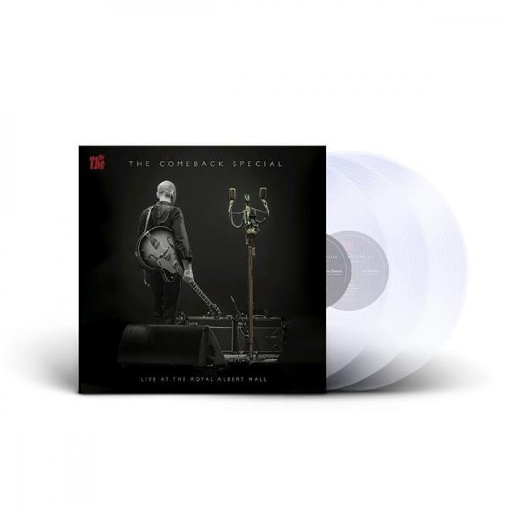 The Comeback Special (Crystal Clear Vinyl) - The The - Musik -  - 4029759169734 - October 1, 2021
