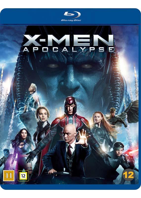 X-men: Apocalypse -  - Film -  - 7340112730734 - 20/10-2016