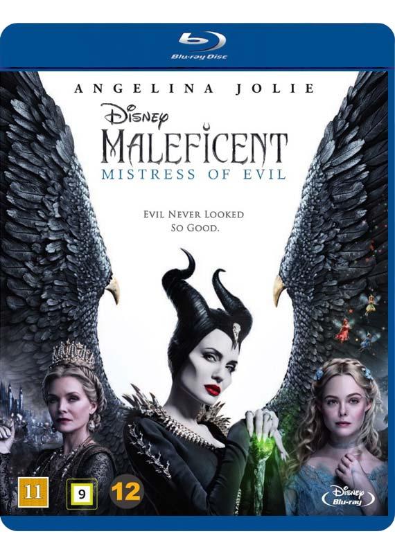 Maleficent: Mistress of Evil - Angelina Jolie - Film -  - 8717418558734 - 27. februar 2020