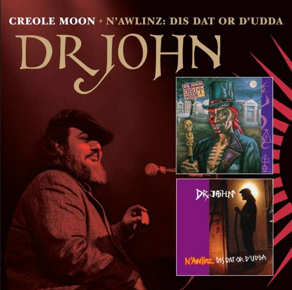 Creole Moon & NAwlins - Dr. John - Musik - EDSEL - 0740155707736 - 16. februar 2015
