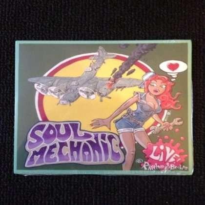 Live-lp - Soul Mechanic - Musik -  - 0752423899739 - February 18, 2013