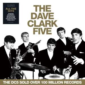 All the Hits - The Dave Clark Five - Musik - BMG Rights Management LLC - 4050538514742 - 24/1-2020