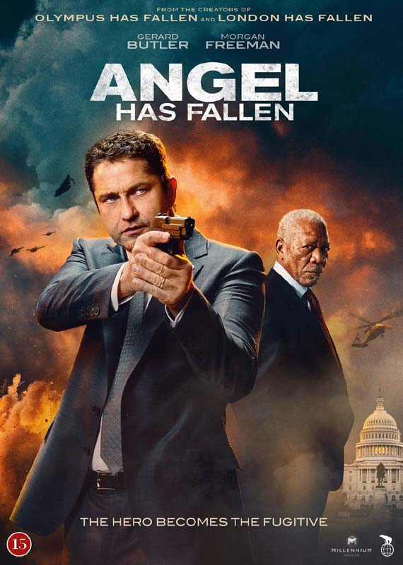 Angel Has Fallen -  - Film -  - 5708758722742 - December 19, 2019