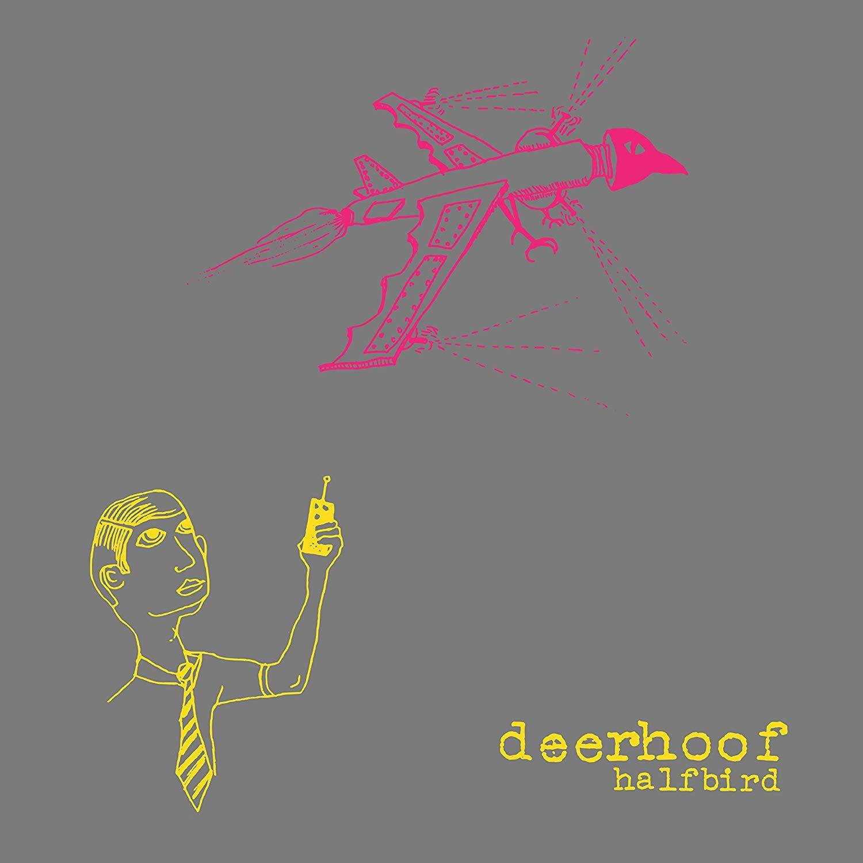 Halfbird - Deerhoof - Musik - JOYFUL NOISE - 0753936904743 - November 22, 2019