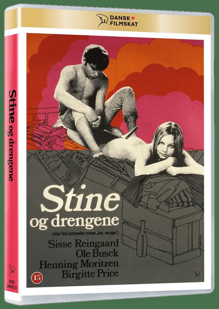 Stine Og Drengene -  - Film - Nordisk Film - 5708758725743 - March 11, 2021