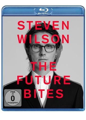 The Future Bites - Steven Wilson - Film - CAROLINE - 0602508665745 - 29/1-2021