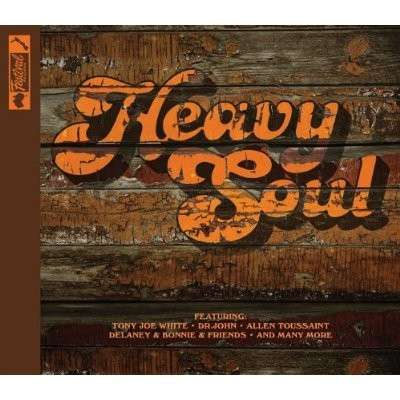 Heavy Soul / Various - Heavy Soul / Various - Musik - Festival - 9340650014745 - 13/8-2013