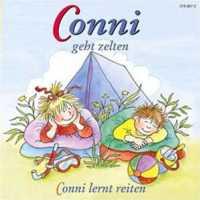 Conni Geht Zelten & Conni Lernt Reiten - Conni Geht Zelten & Conni Lernt Reiten - Musik - KARUSSELL - 0044001866746 - 30/9-2002