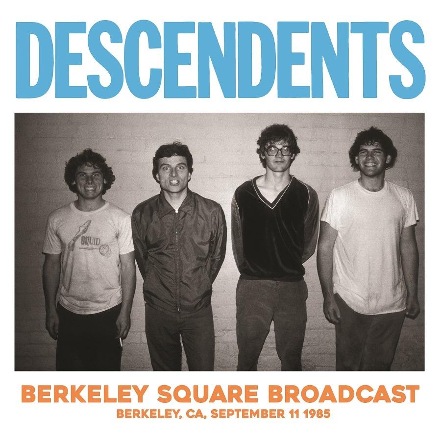 Live At Berkeley Square. 11 Sept 1985 - Descendents - Musik - SUICIDAL - 0634438250746 - August 6, 2021