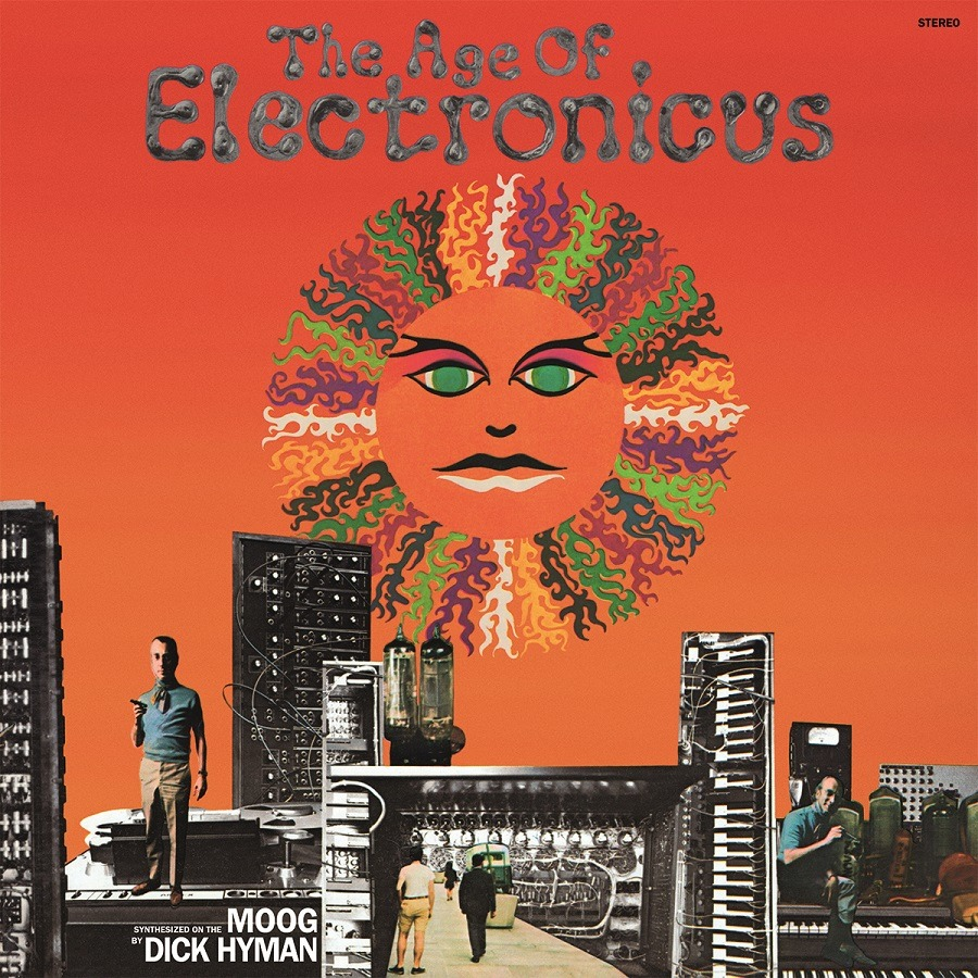 Age of Electronicus - Dick Hyman - Musik - PLEASURE FOR MUSIC - 7427116395746 - December 11, 2020