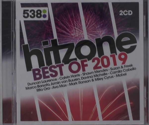 Hitzone - Best of 2019 - V/A - Musik - UNIVERSAL - 0600753883747 - 15/11-2019