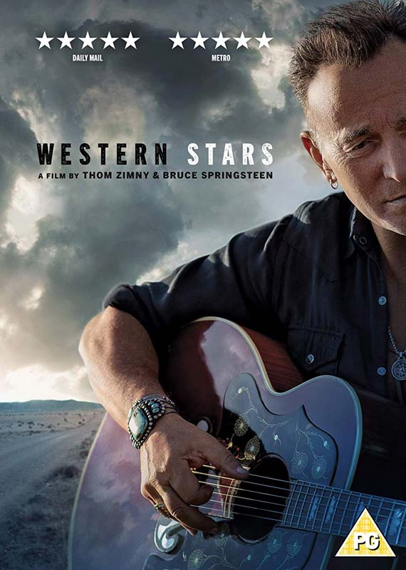 Western Stars - Bruce Springsteen - Film - WARNER HOME VIDEO - 5051892225748 - 16/12-2019
