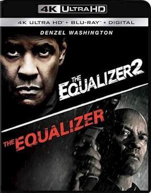 Equalizer / Equalizer 2 - Equalizer / Equalizer 2 - Film -  - 0043396572751 - 1/12-2020