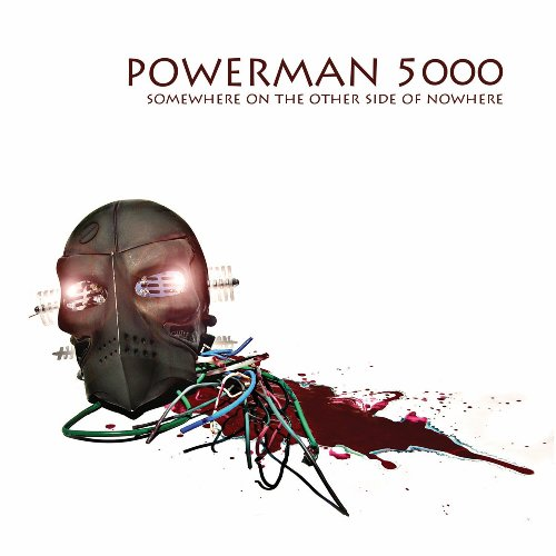 Somewhere on the Outher Side - Powerman 5000 - Musik - MIGHTY LOUD - 0044003715752 - 6/10-2009