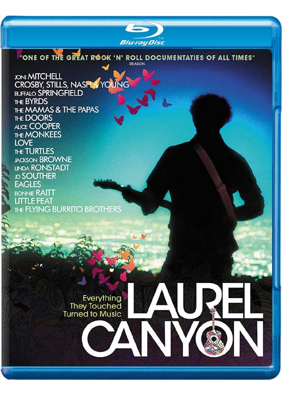 Laurel Canyon - Documentary - Film - DAZZLER - 5060352308754 - September 25, 2020