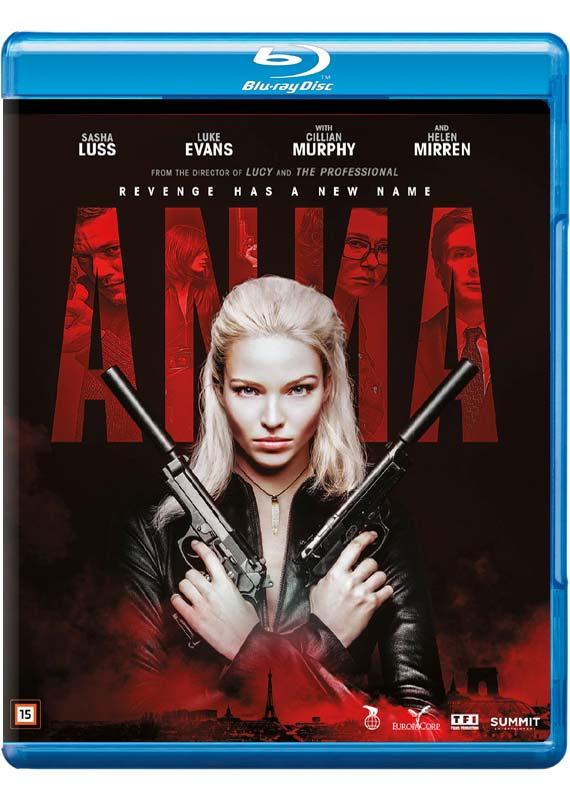 Anna -  - Film -  - 7332421064754 - 10/10-2019