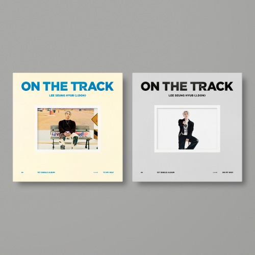 ON THE TRACK - LEE SEUNG HYUB (J.DON) - Musik -  - 8804775156755 - 24/2-2021