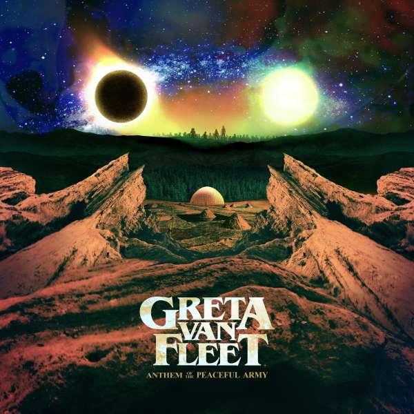 Anthem of the Peaceful Army - Greta Van Fleet - Musik - REPUB - 0602567949756 - October 19, 2018