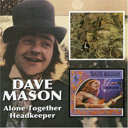 Alone Together / Headkeeper - Dave Mason - Musik - BGO REC - 5017261206756 - 30/5-2005