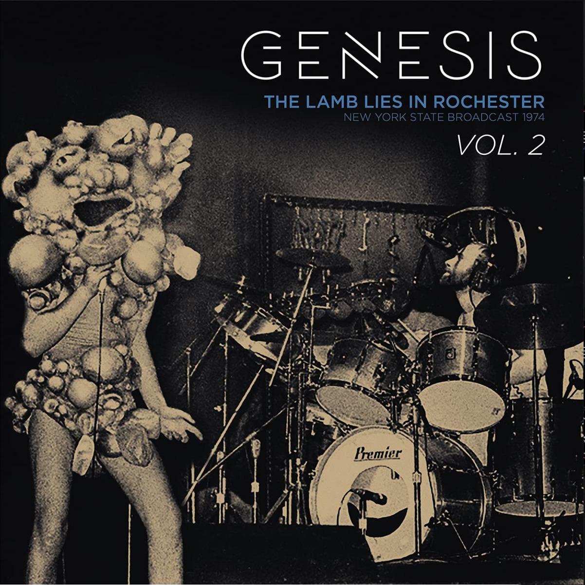 Lamb Lies in Rochester: Vol. 2 - Genesis - Musik - DETONATE - 0803343266757 - March 19, 2021