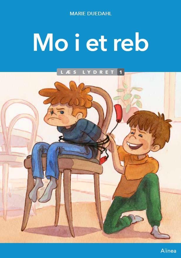 Læs lydret: Mo i et reb, Læs lydret 1 - Marie Duedahl - Bøger - Special - 9788723548757 - 21/6-2020