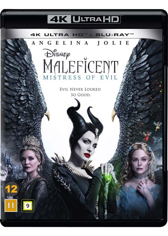 Maleficent: Mistress of Evil - Angelina Jolie - Film -  - 8717418558758 - 27. februar 2020