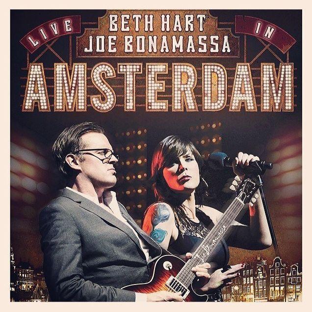 Live in Amsterdam - Beth Hart & Joe Bonamassa - Musik - PROVOGUE - 0819873010760 - March 24, 2014