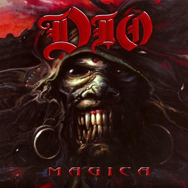 Magica - Dio - Musik - BMG Rights Management LLC - 4050538488760 - 20/3-2020