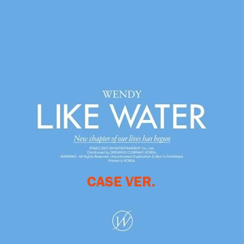 Like Water - Wendy - Musik - SM ENTERTAINMENT - 8809633189760 - April 16, 2021