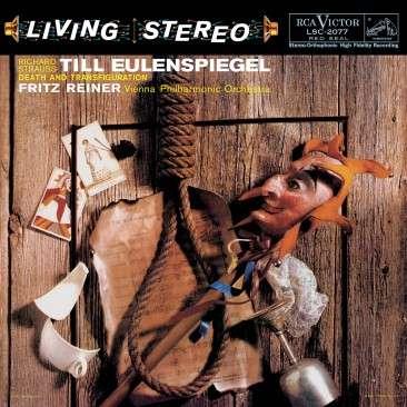 Strauss: Till Eulenspiegel / Death and Transfiguration - Reiner Fritz - Musik - DECCA - 0753088207761 - December 27, 2019