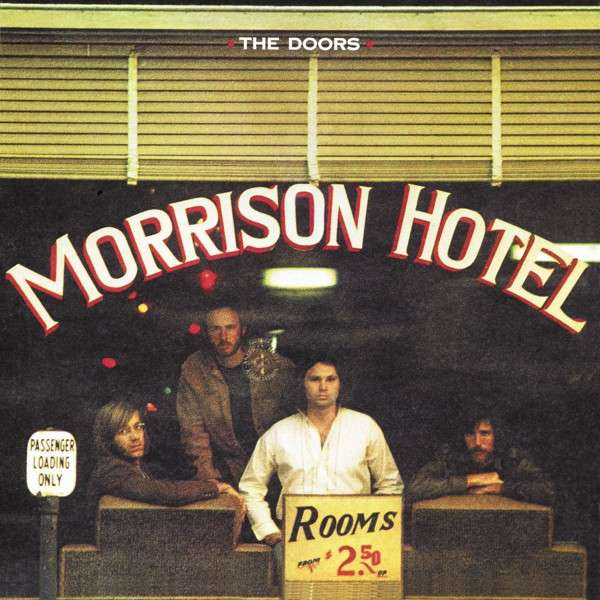 Morrison Hotel (Hybrid-SACD) - The Doors - Musik - ANALOGUE PRODUCTIONS - 0753088500763 - June 30, 1990