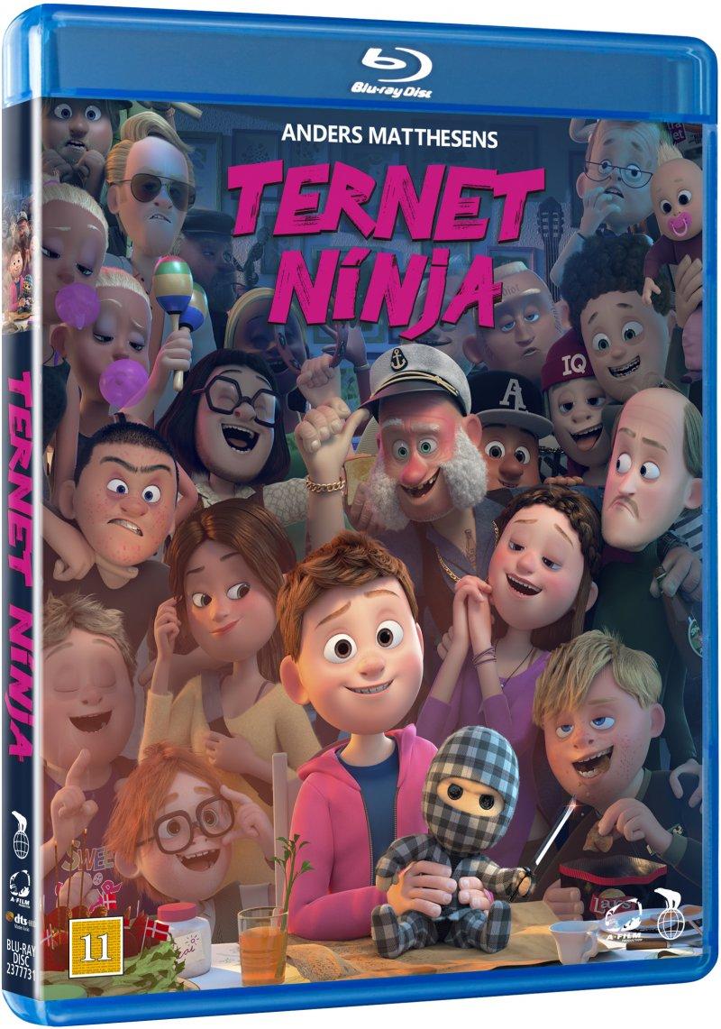 Ternet Ninja -  - Film -  - 5708758723763 - 12/4-2019