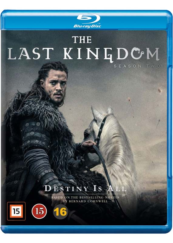 Season 2 - Last Kingdom - Film - JV-UPN - 5053083132767 - October 12, 2017