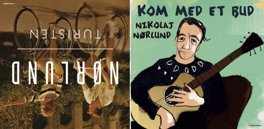 Kom med et Bud / Turisten - Nikolaj Nørlund - Musik -  - 7332181092769 - 13/4-2019