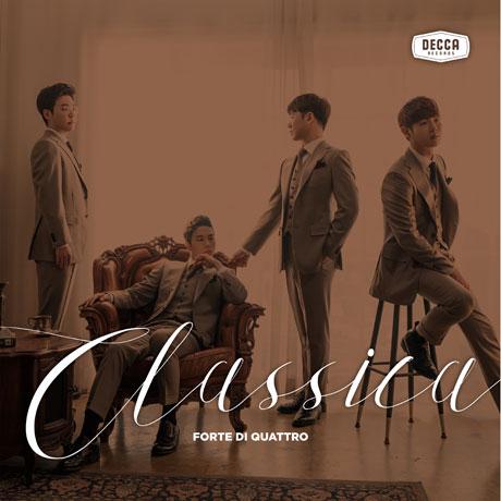 Classica - Forte Di Quattro - Musik - UNIVERSAL - 8808678135770 - November 21, 2017
