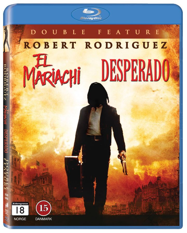 Desperado/El Mariachi - Film - Film -  - 5051162281771 - March 30, 2011