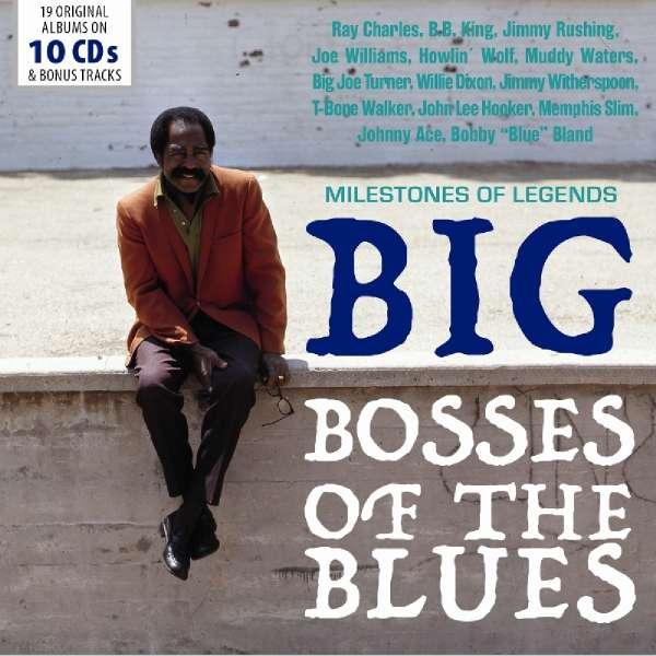 Big Bosses of the Blues - V/A - Musik - MEMBRAN - 4053796004772 - 24/8-2018