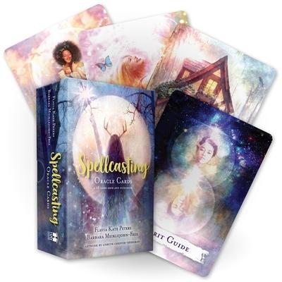 Spellcasting Oracle Cards - Flavia Kate Peters - Bøger -  - 9781788170772 - July 7, 2020