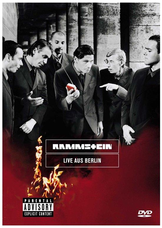 Live Aus Berlin 1999 - Rammstein - Film - VERTIGO - 0602547531773 - 27/3-2020