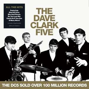 All the Hits - The Dave Clark Five - Musik - BMG Rights Management LLC - 4050538514773 - 24/1-2020