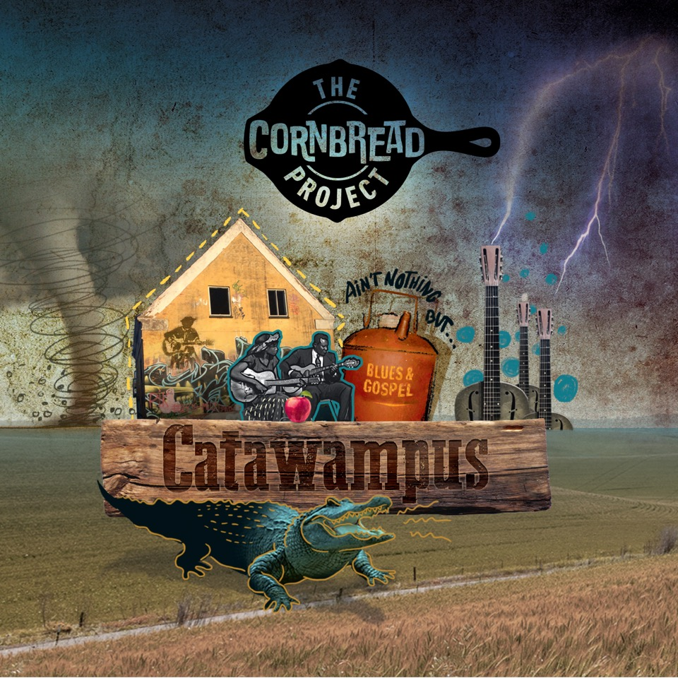 Catawampus - The Cornbread Project - Musik - Straight Shooter Records - 9955477979773 - 2019