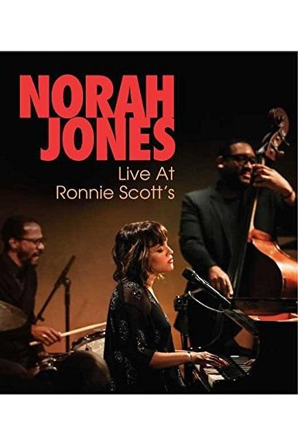 Live at Ronnie Scott's - Norah Jones - Film - EAGLE ROCK ENTERTAINMENT - 5034504131774 - 15/6-2018
