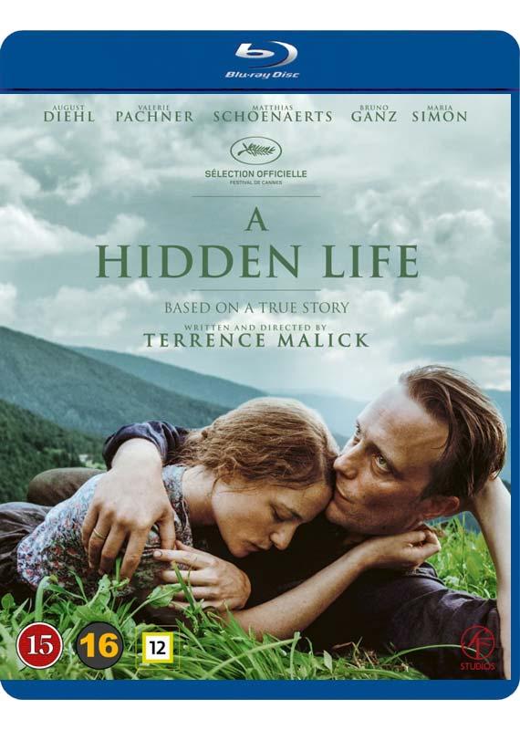 A Hidden Life -  - Film -  - 7333018016774 - 18/6-2020