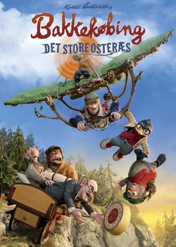 Bakkekøbing - Det Store Osteræs -  - Film -  - 5708758715775 - August 25, 2016