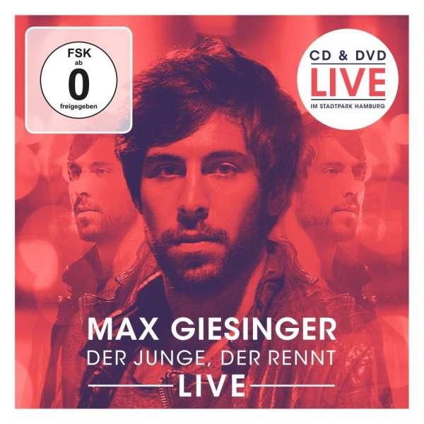Der Junge,der Rennt (Live) - Max Giesinger - Musik - BMG RIGHTS MANAGEMENT GMB - 4050538347777 - November 24, 2017