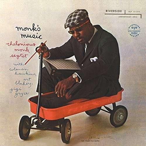 Monk's Music - Thelonious Monk Septet - Musik - JAZZ - 0888072357778 - 15/7-2014