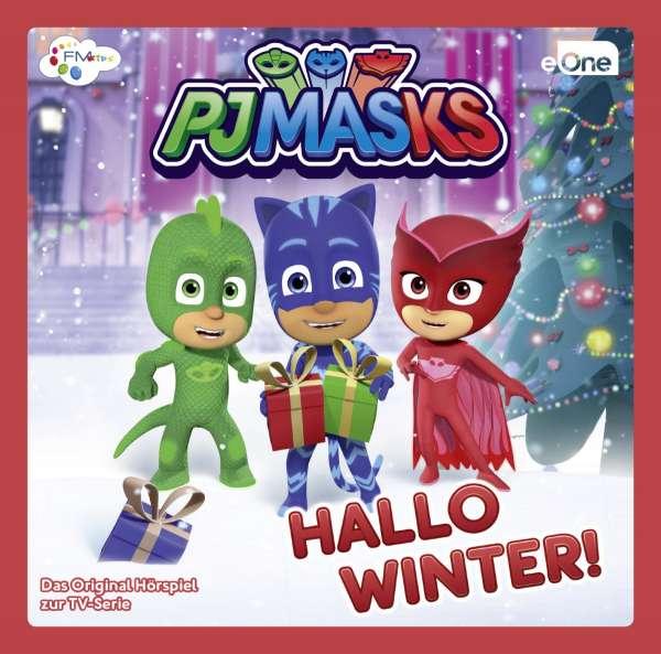 Hallo Winter-das CD Hörspiel - Pj Masks - Musik - JUST BRIDGE - 4260264436779 - 15. november 2019