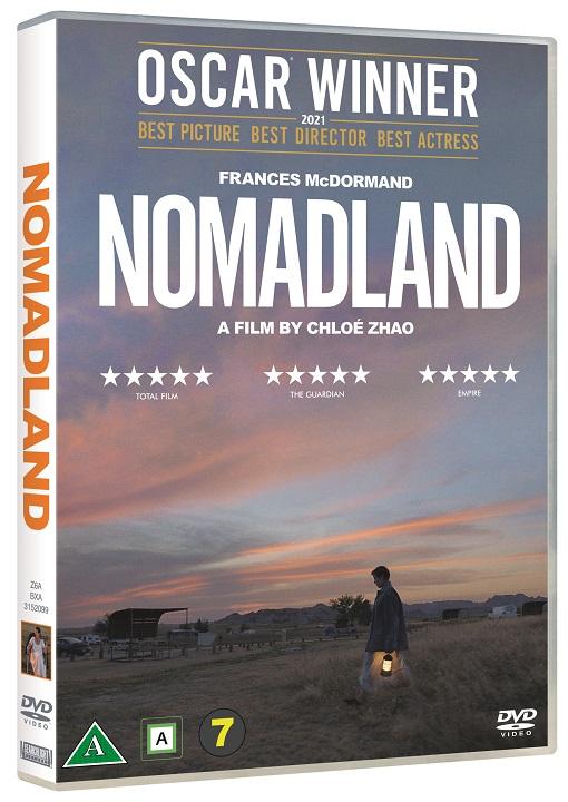 Nomadland - Frances McDormand - Film - Disney - 8717418588779 - June 28, 2021